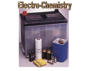 Electro-Chemistry