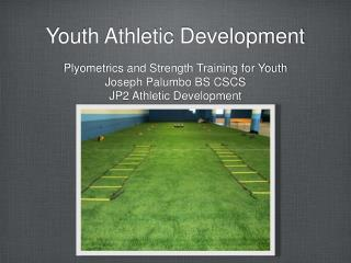 Youth Athletic Development