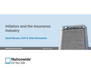 Inflation and the Insurance Industry