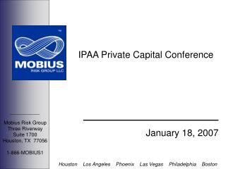 IPAA Private Capital Conference