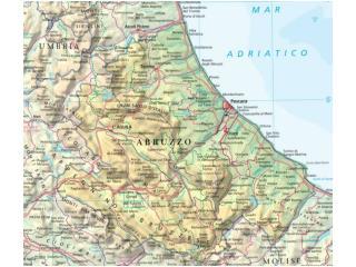 Regione Abruzzo Classificazione del territorio