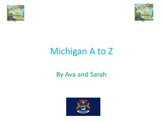 Michigan A to Z