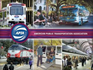 Public Transportation�s Role in a Greenhouse Gas Reduction Strategy