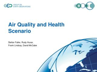Air Quality and Health Scenario