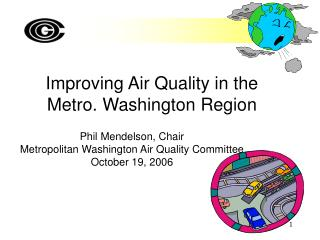 Improving Air Quality in the Metro. Washington Region