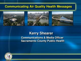 Communicating Air Quality Health Messages