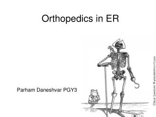 Orthopedics in ER