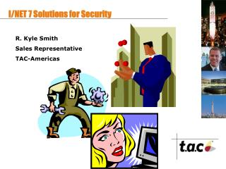 I/NET 7 Solutions for Security