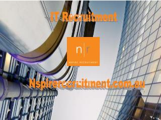 IT Recruitment