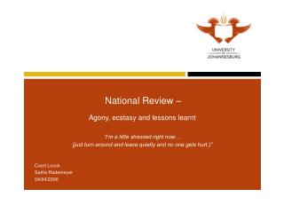 National Review –