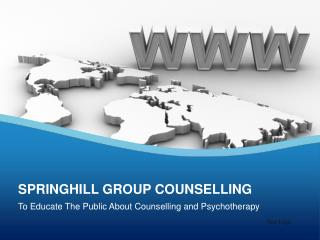 The Springhill Group Counselling