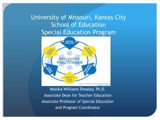 University of Missouri, Kansas City  School of Education Special Education Program