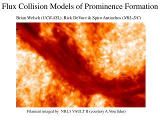 Flux Collision Models of Prominence Formation