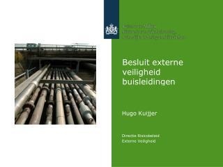 Besluit externe veiligheid buisleidingen