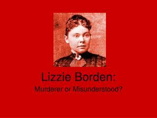 Lizzie Borden:
