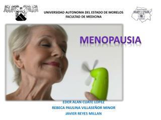 UNIVERSIDAD AUTONOMA DEL ESTADO DE MORELOS FACULTAD DE MEDICINA