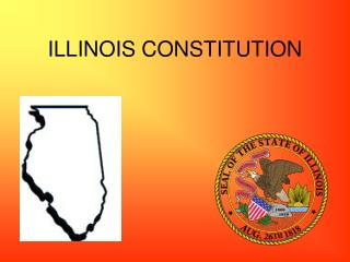 ILLINOIS CONSTITUTION