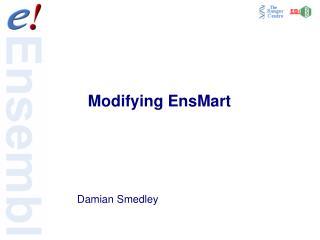 Damian Smedley