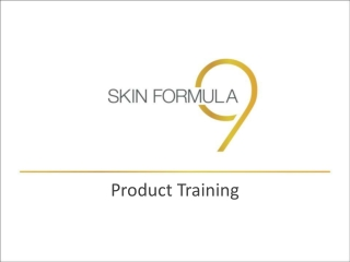 Skin Whitening and Sunscreen Products