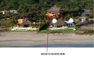 HOUSE IS LOCATED HERE