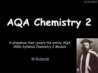 AQA Chemistry 2