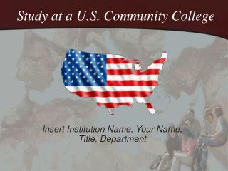 Study at a U.S. Community College