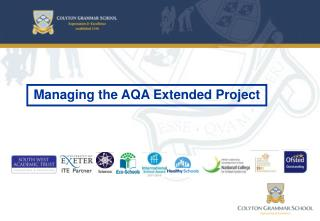 Managing the AQA Extended Project