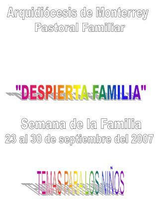 Arquidiócesis de Monterrey