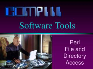 Perl          File and Directory Access