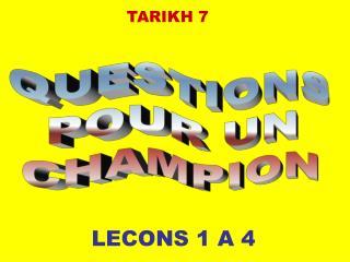 TARIKH 7