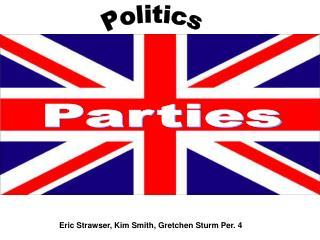 Eric Strawser, Kim Smith, Gretchen Sturm Per. 4