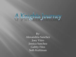 By: Alexandria Sanchez Joey Vitro Jessica Sanchez Gabby  Files Seth  Kuhlman