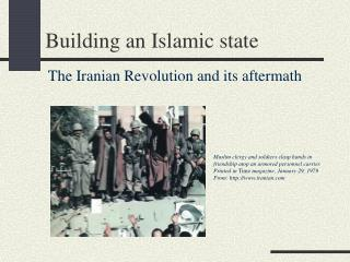 Building an Islamic state