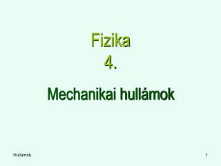 Fizika 4.