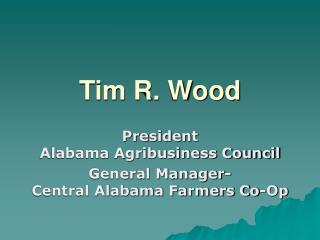 Tim R. Wood