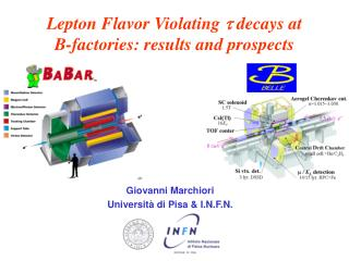 Lepton Flavor Violating    decays at B-factories: results and prospects