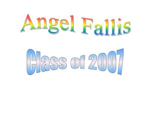 Angel Fallis