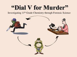 """""""Dial V for Murder"""""""