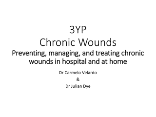 Managing the Wound Environment