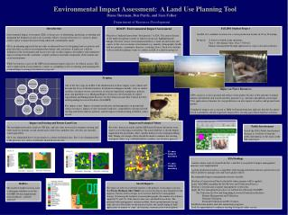 Environmental Impact Assessment:  A Land Use Planning Tool