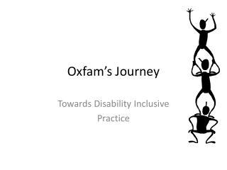 Oxfam's Journey