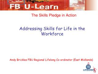 The Skills Pledge in Action