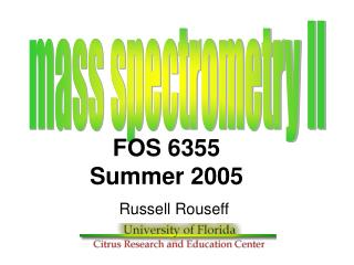 Russell Rouseff