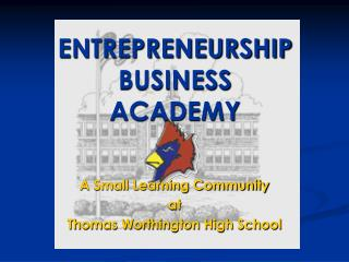ENTREPRENEURSHIP BUSINESS ACADEMY