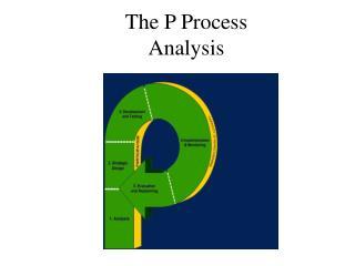 The P Process Analysis