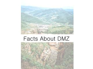 Facts About DMZ