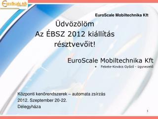 EuroScale Mobiltechnika Kft