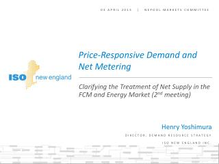 03 April 2013   |   NEPOOL Markets Committee