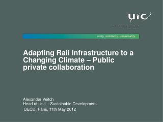 OECD, Paris, 11th May 2012