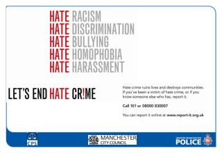 Hate incident (non crime)